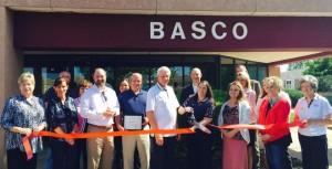 BASCO Ribbon Cutting